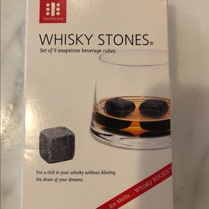 TEROFORMA Set of 9 Whiskey Stones - New in Box